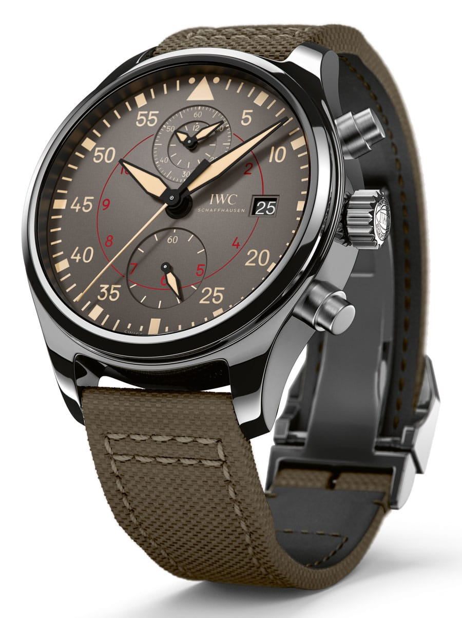 IWC: Pilot's Watch Chronograph Top Gun Miramar