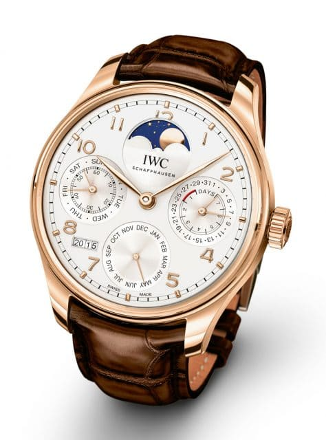 IWC: Portugieser Perpetual Calendar Single Moon