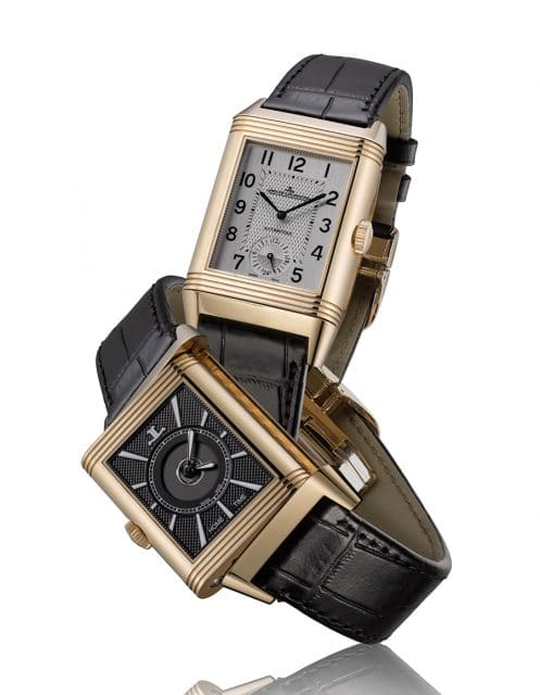 Jaeger-LeCoultre: Reverso Classic Large Duoface