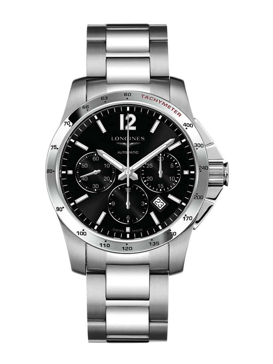 Longines: Conquest Chronograph