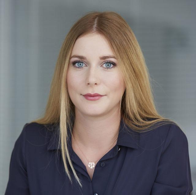 Nadja Ehrlich, Transaction Editor Volontärin Watchtime.net