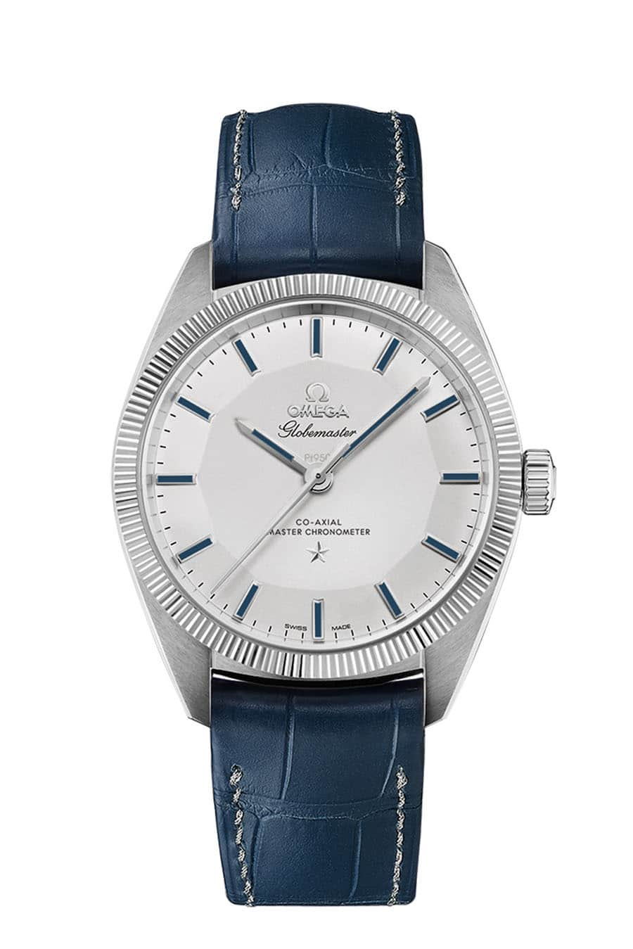 Omega: Globemaster Constellation Co-Axial Chronometer in Platin