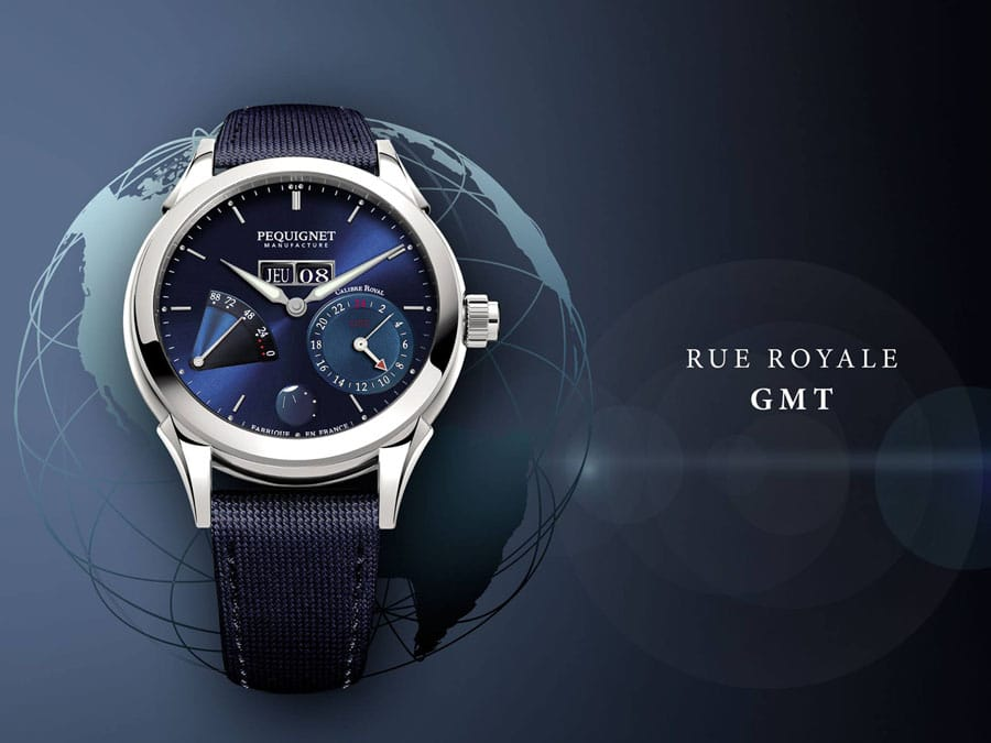 Pequignet: Rue Royale GMT