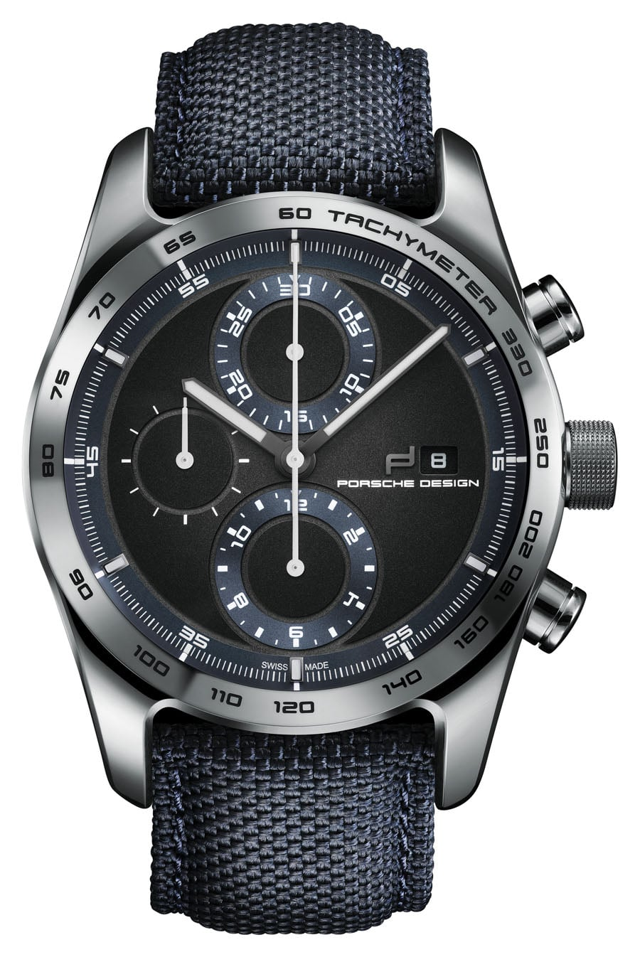 Porsche Design: Chronotimer Series 1 Deep Blue