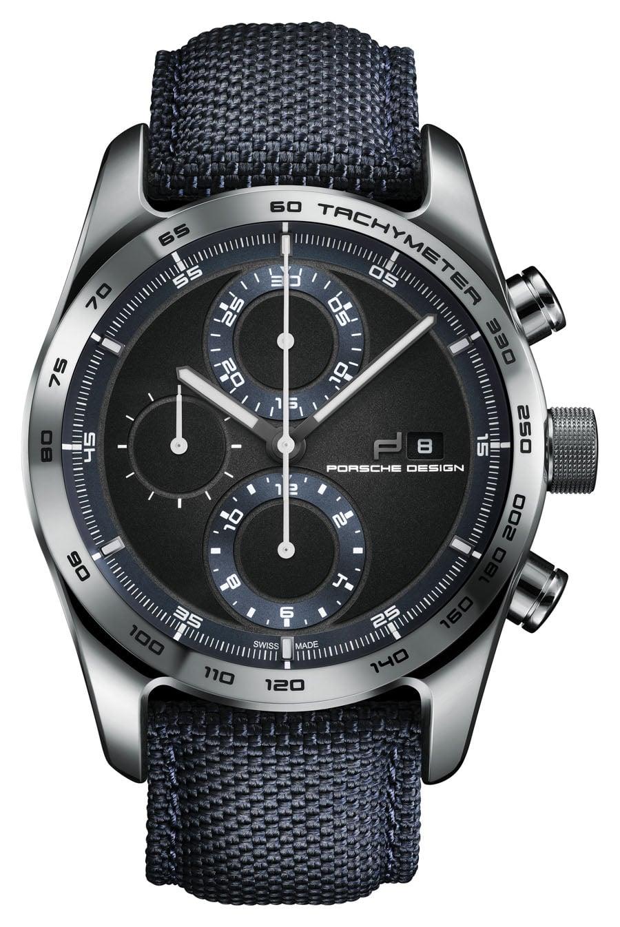 Porsche Design: Chronotimer Series 1 Deep Blue