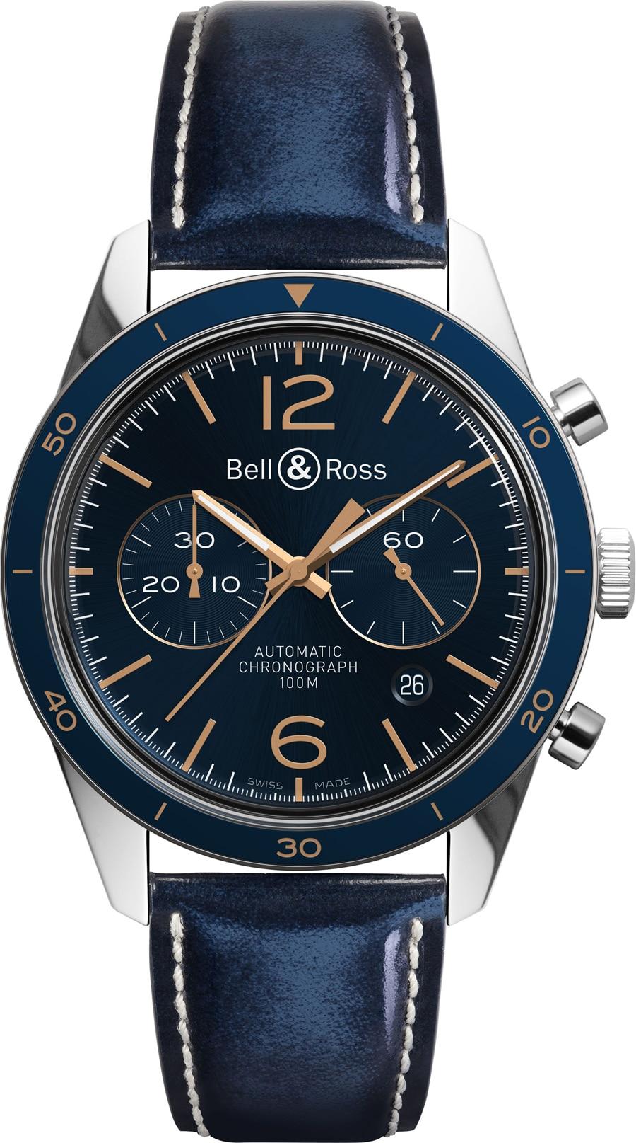 Bell & Ross: V126 Aéronavale