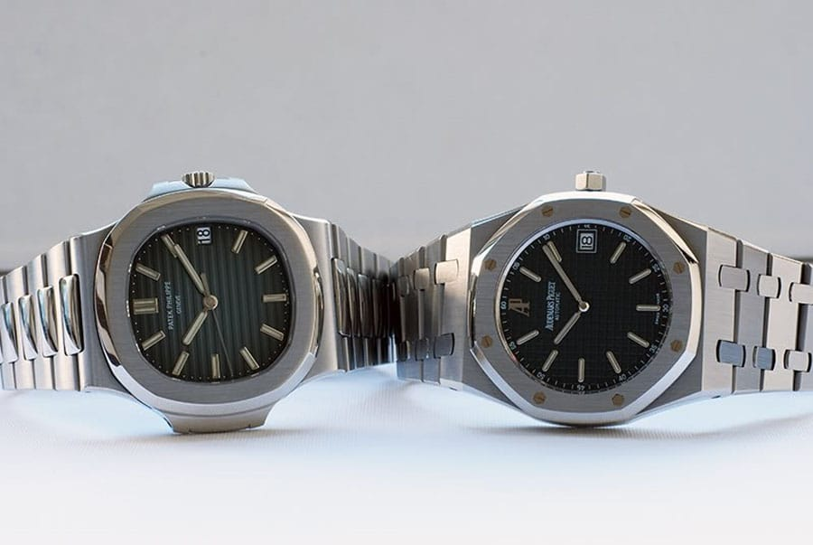 Patek Philippe Nautilus 5711/1A vs. Audemars Piguet Royal Oak 15202ST