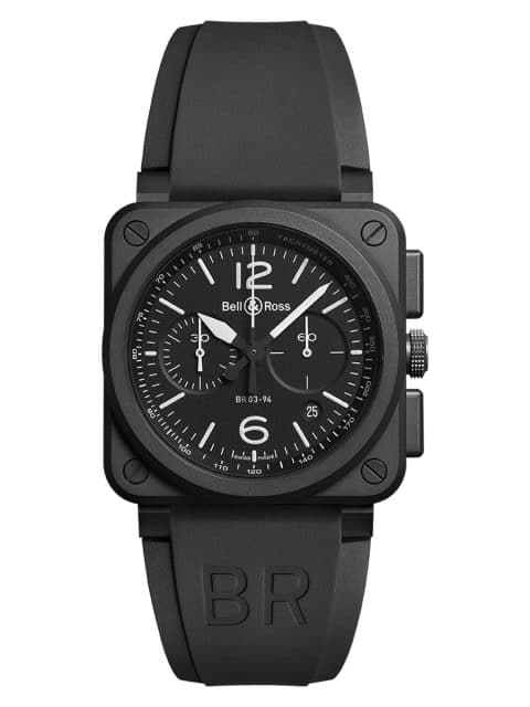 Uhren-Ikonen und ihre Alternativen: Bell & Ross BR 03-94 Black Matte