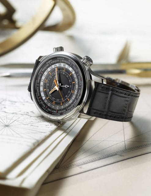 Chopard: Weltzeituhr L.U.C Time Traveler One