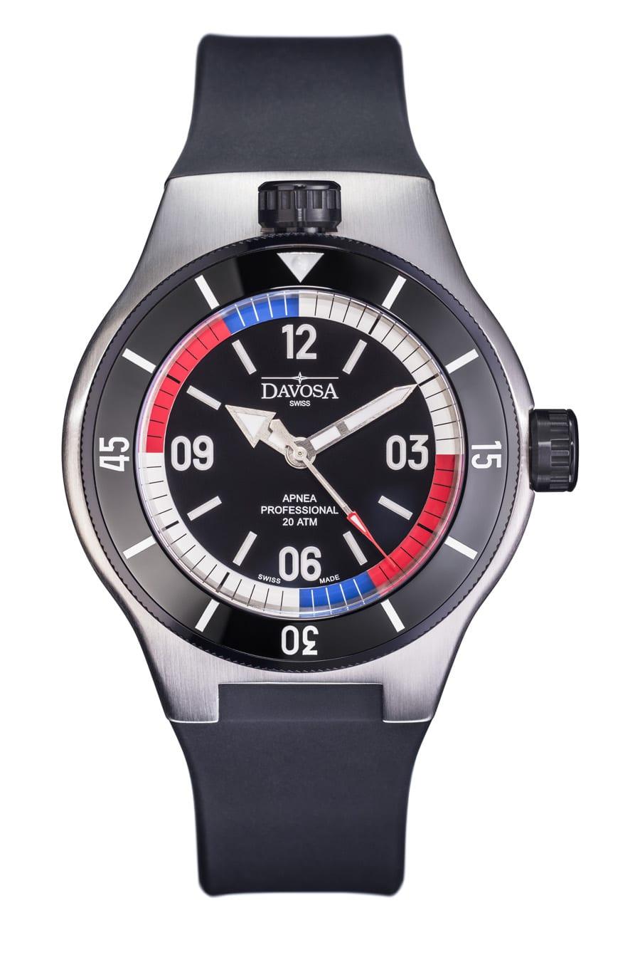 Davosa: Apnea Diver Automatic kostet 1.048 Euro