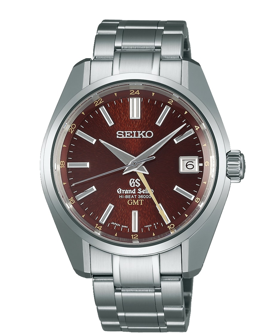 Grand Seiko Hi-Beat 36000 GMT Limited Edition