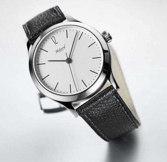 Habring²: das neue Modell Erwin mit springender Sekunde
