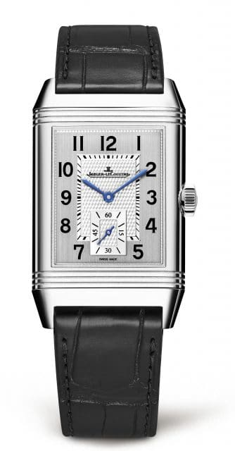 Jaeger-LeCoultre: Reverso Classic Large Duoface Small Seconds