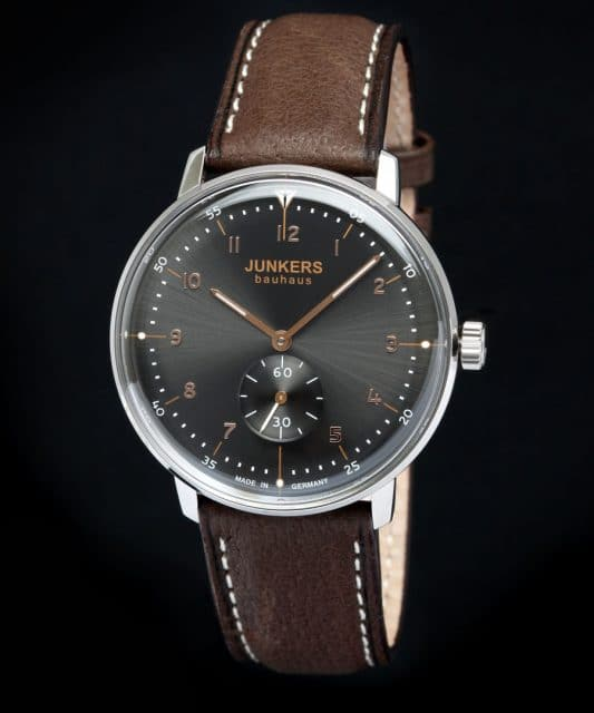 Junkers: Bauhaus Handaufzug