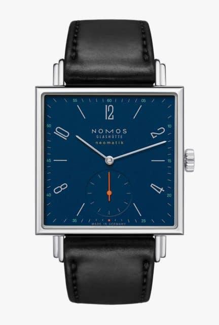Uhren-Ikonen und ihre Alternativen: Nomos Tetra