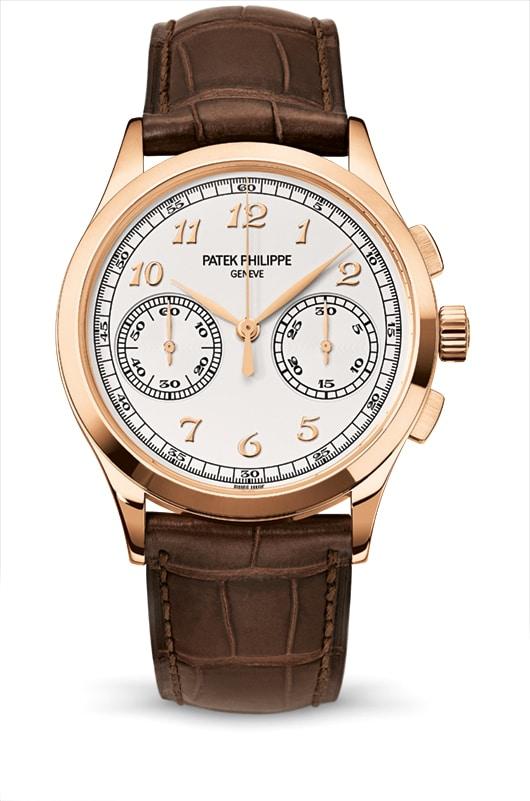 Patek Philippe: Chronograph Referenz 5170