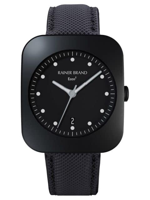 Uhren-Ikonen und ihre Alternativen: Rainer Brand Ecco²
