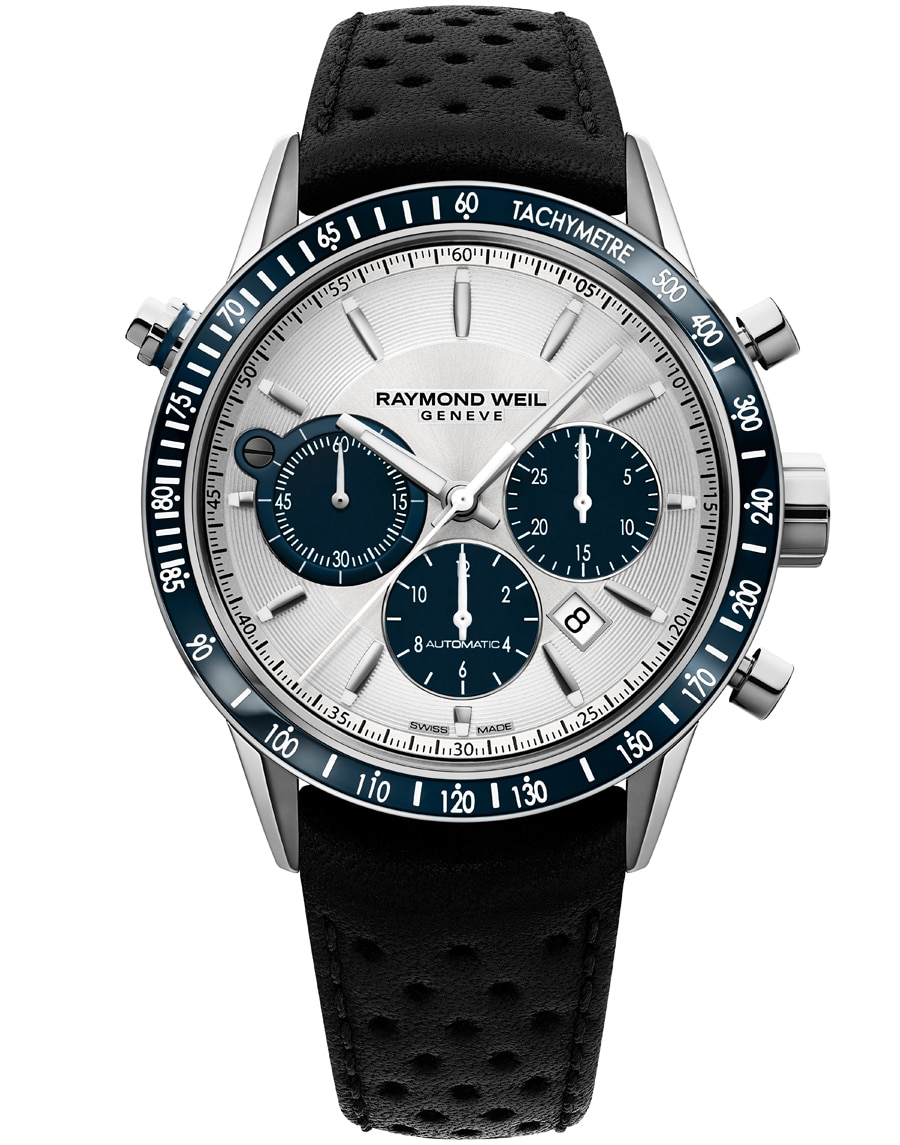 Raymond Weil: Freelancer Chronograph 7740-SC3-65521