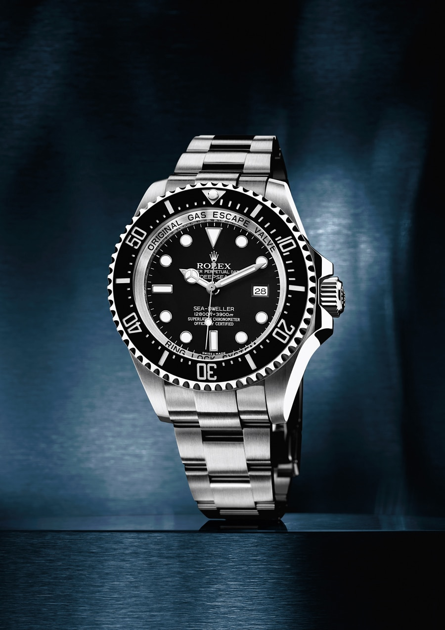 Rolex: Deepsea