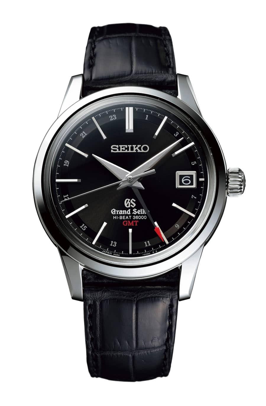 Seiko: Hi-Beat 36.000 GMT Limited Edition SBGJ021