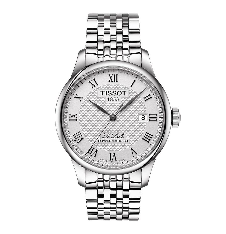 Platz 5 der 25 meistgesuchten Uhren unter 1.000 Euro: Tissot Le Locle