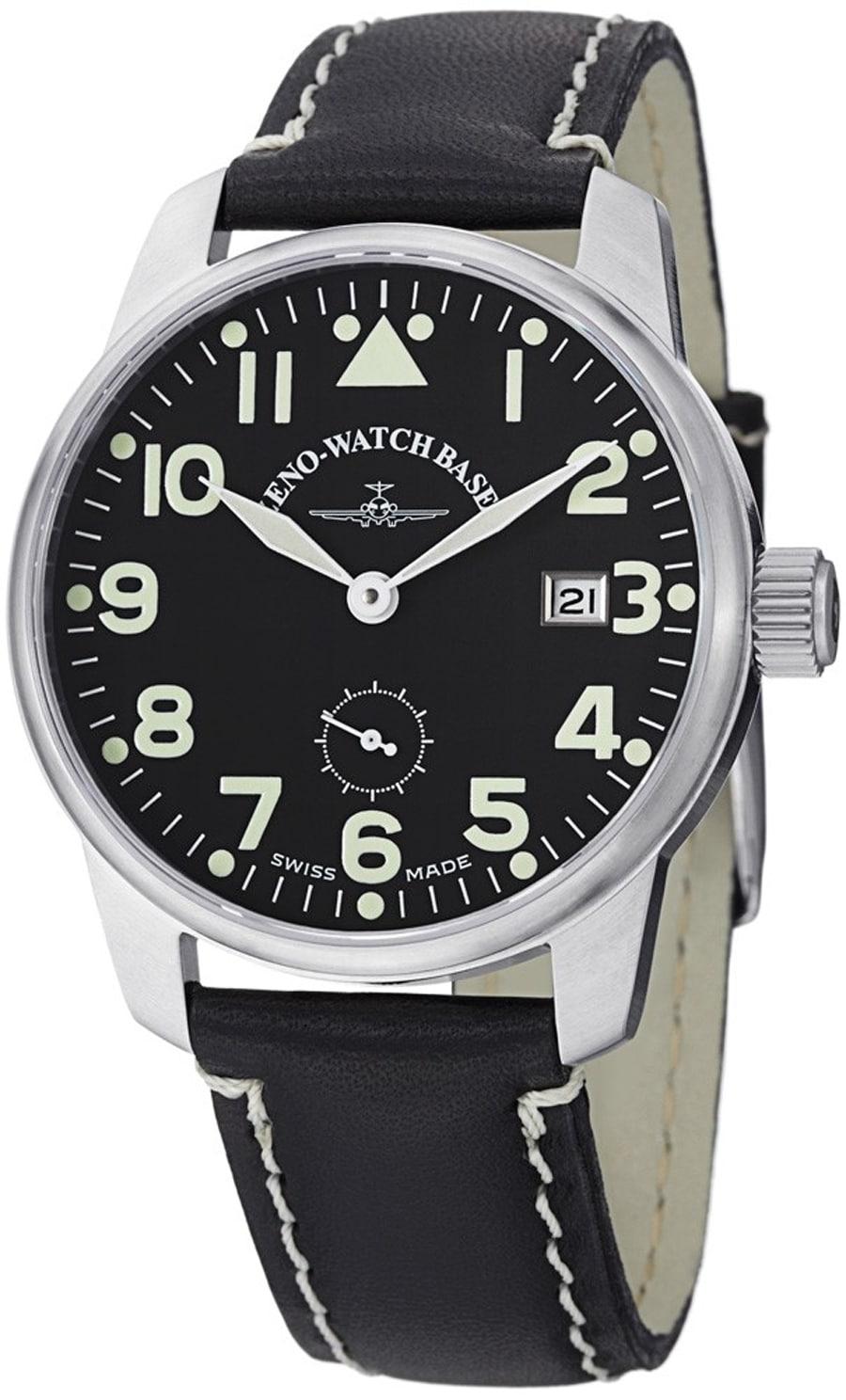 Zeno Watch Basel: Pilot Classic Winder Navigator Limited Edition