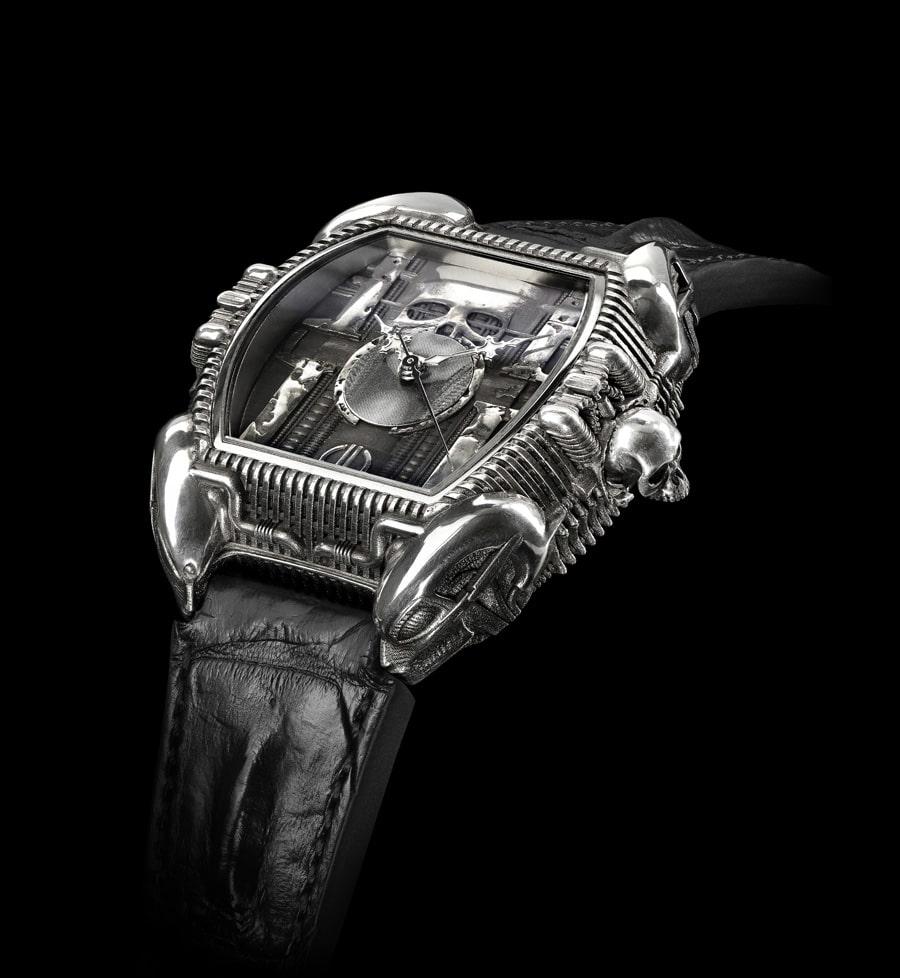 Süßes oder Saures: 8 schaurige Totenkopf Uhren |