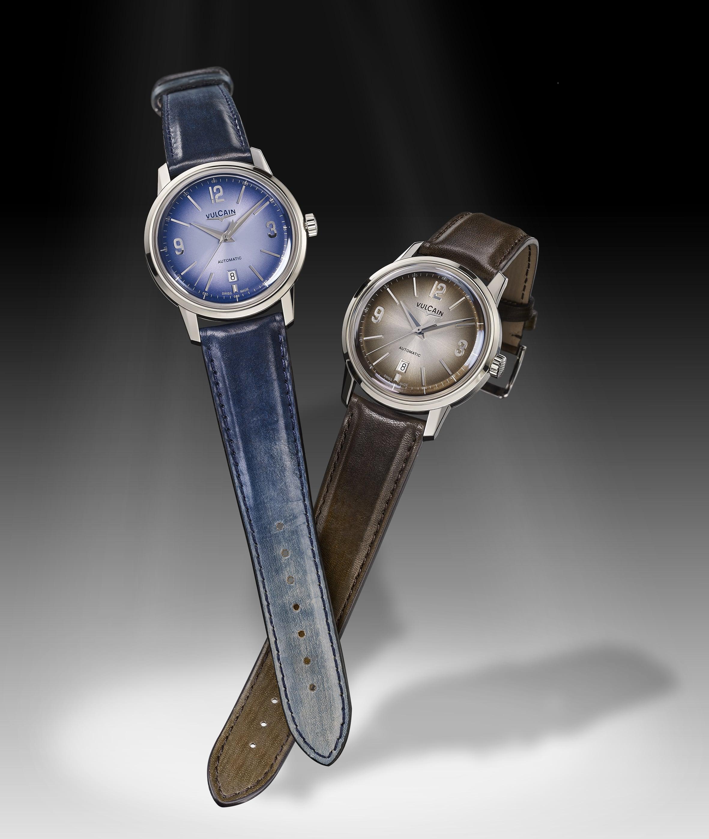 Vulcain: 50s Presidents' Watch – Classic Automatic