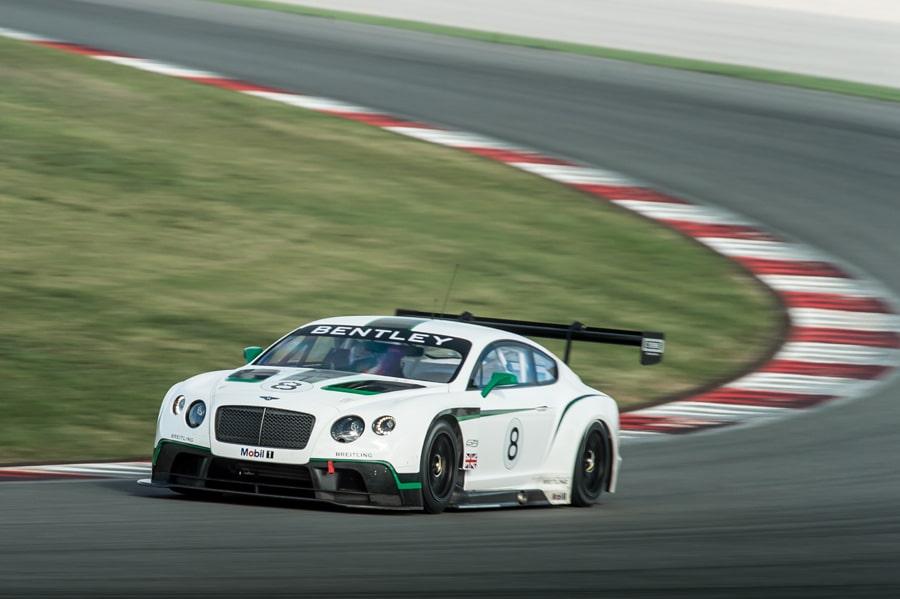 Breitling for Bentley Rennwagen