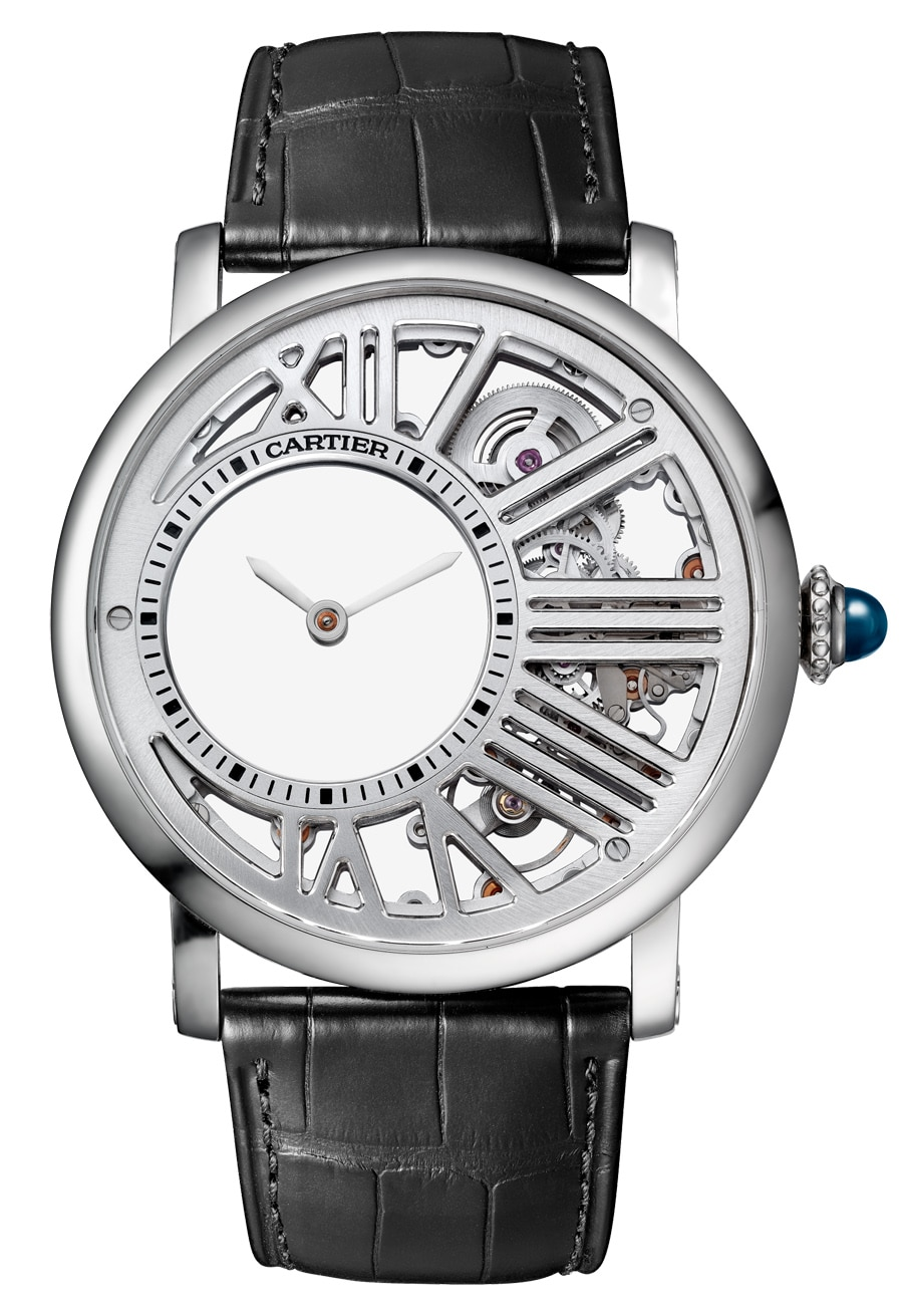 Cartier: Mysterious Hour Skeleton