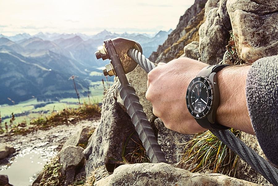 Chronos auf Bergtour: Welche Uhr ist der Gipfelstürmer?