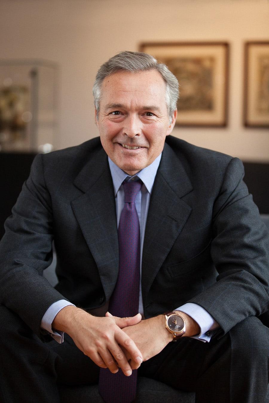 Karl-Friedrich Scheufele, Co-Präsident von Chopard