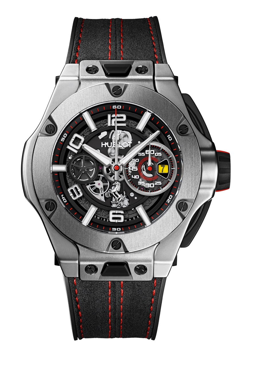 848975726220 Hublot  Big Bang Ferrari  Update  Live-Bilder    Watchtime.net