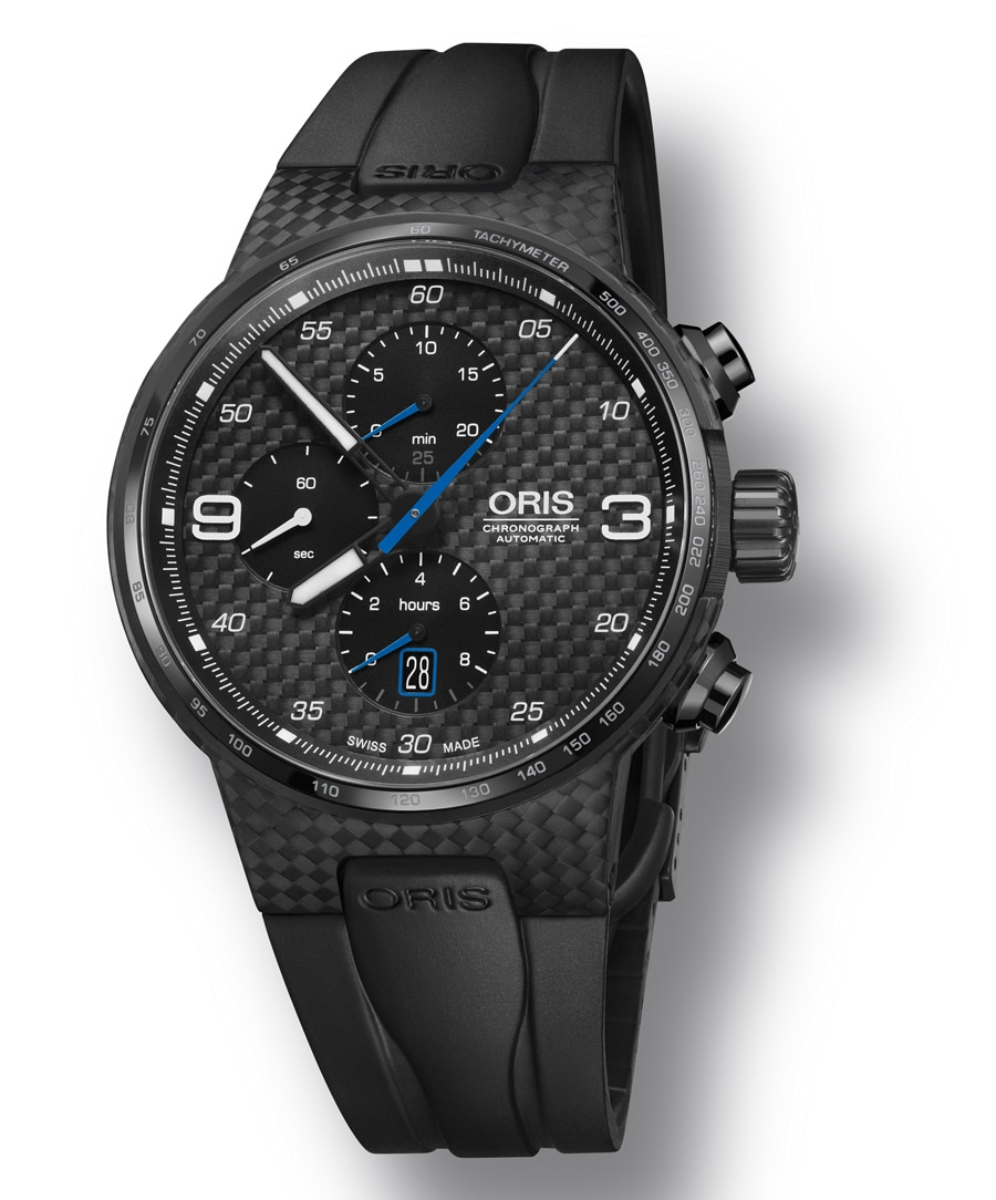 Oris: Williams Valtteri Bottas Limited Edition