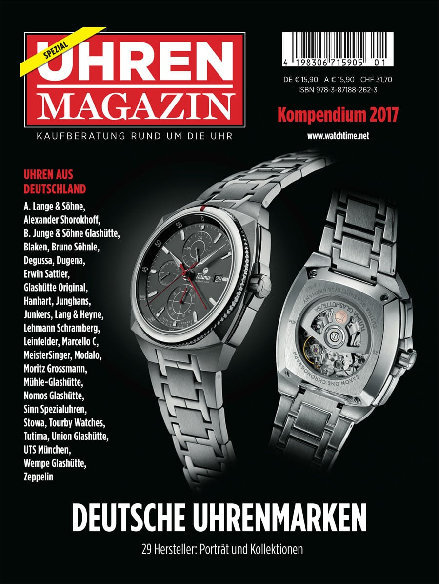 UHREN-MAGAZIN Kompendium 2017