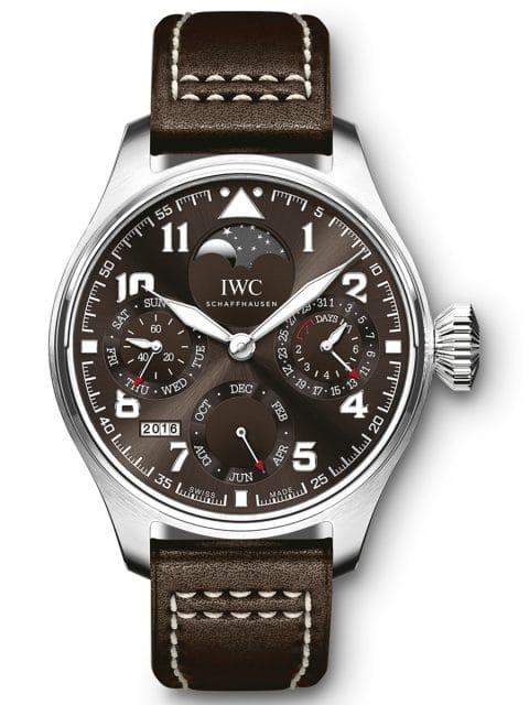 "IWC: Big Pilot's Watch Perpetual Calendar Edition ""Antoine de Saint-Exupéry"""