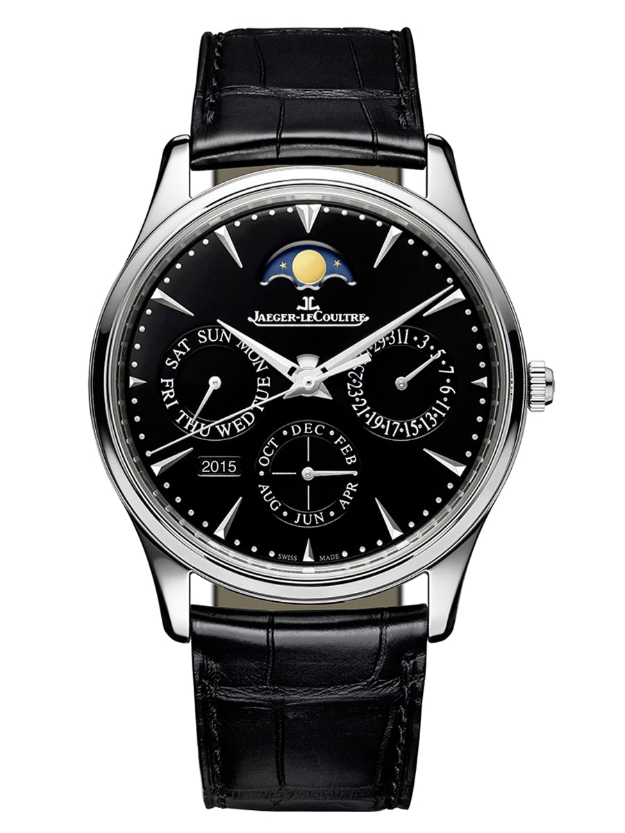 Jaeger-LeCoultre: Master Ultra Thin Perpetual