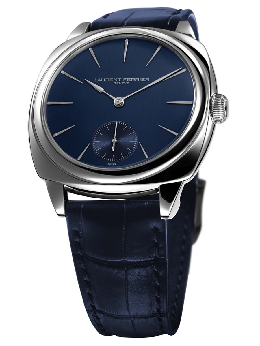 Laurent Ferrier: Galet Square Blue
