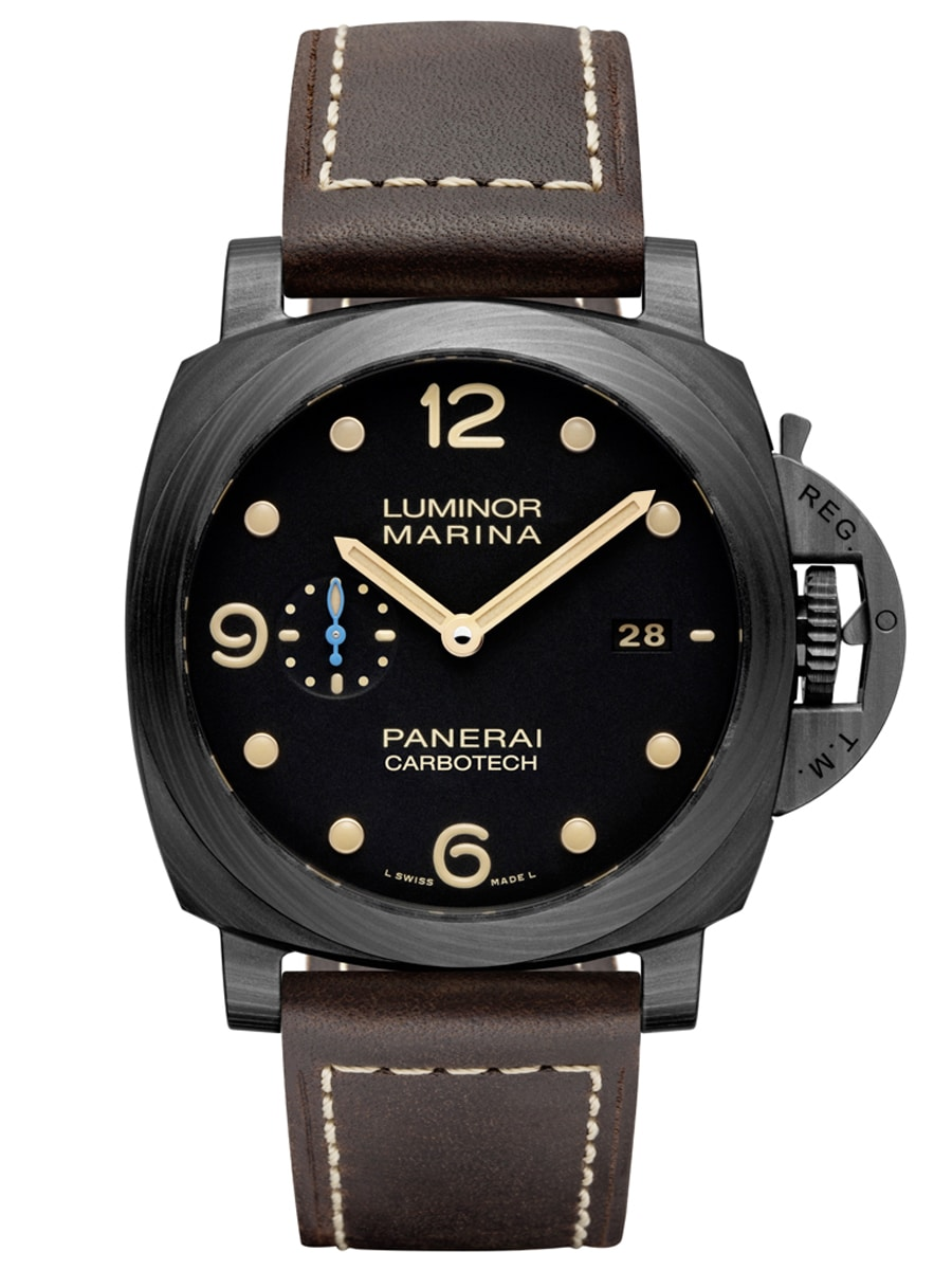 Panerai: Luminor Marina 1950 Carbotech 3 Days Automatic