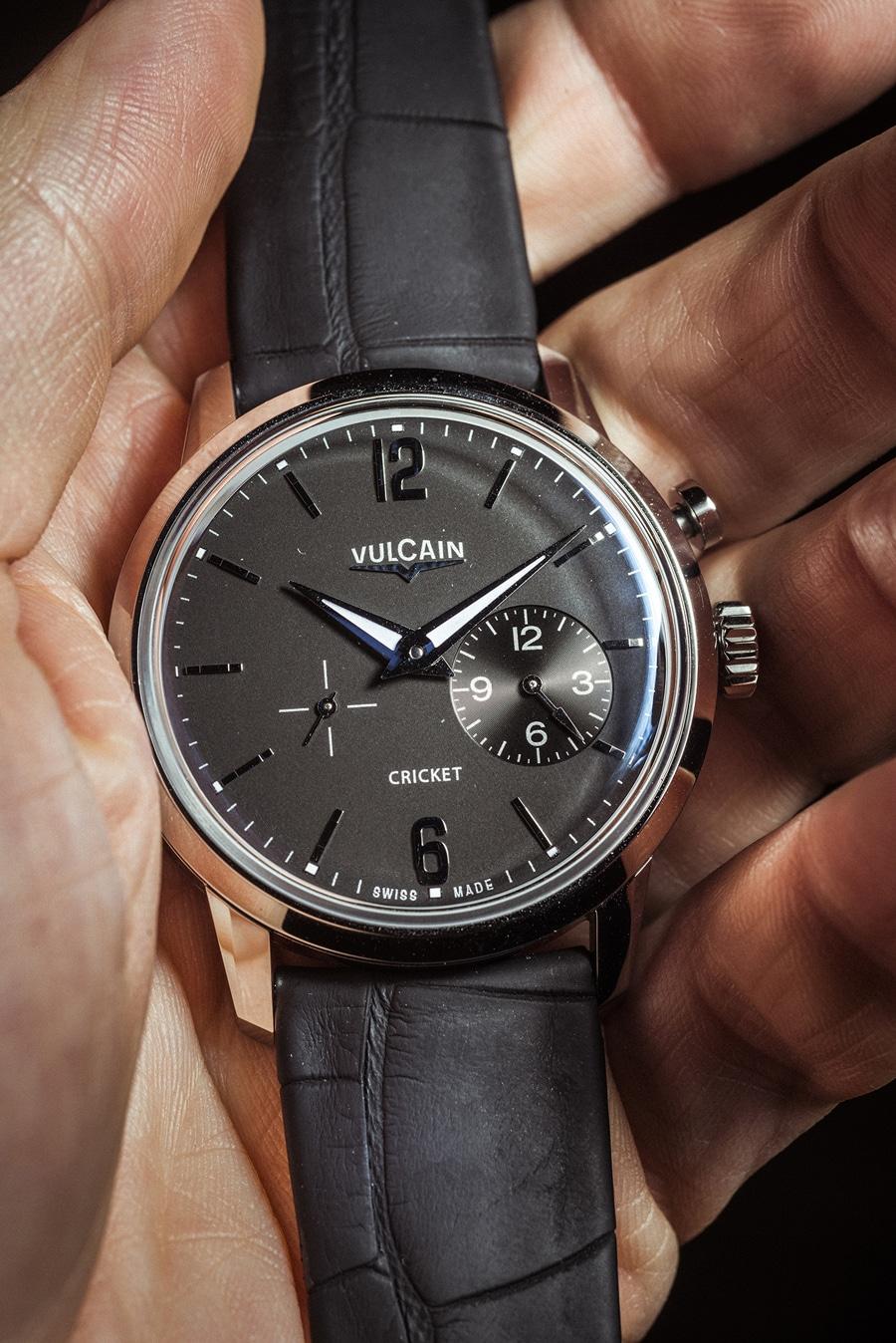 Vulcain: 50s Presidents' Watch Tradition