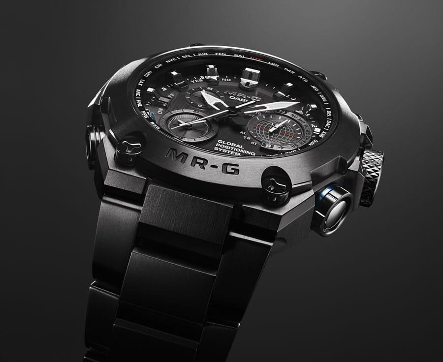 Casio: G-Shock MRG-G1000B-1ADR