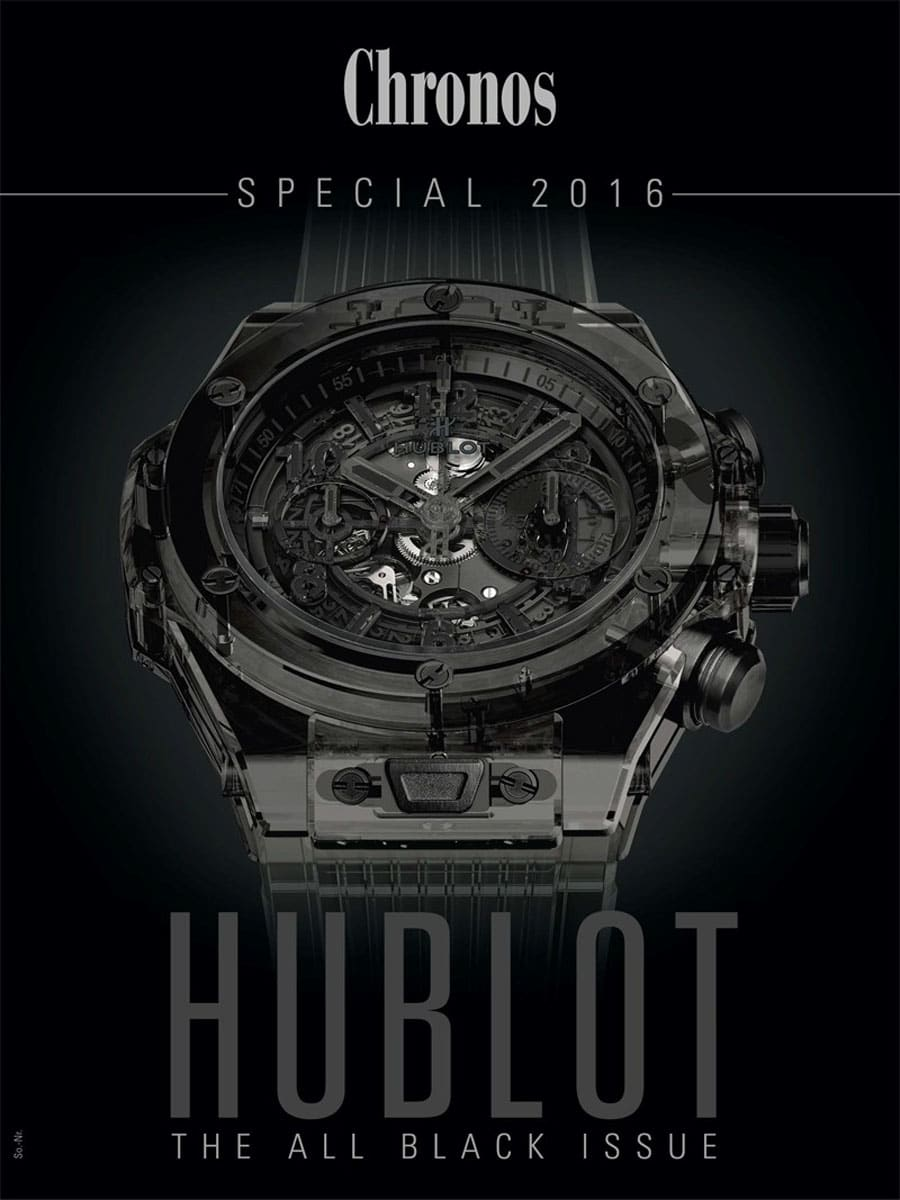 Chronos Special Hublot
