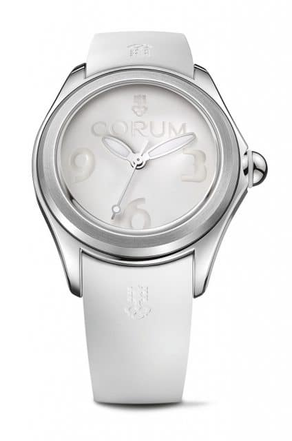 """Corum Bubble """"Mother of Pearl"""""""