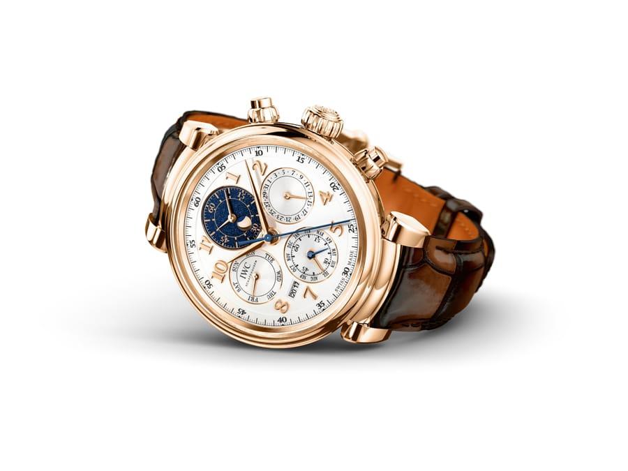 IWC Da Vinci Perpetual Calendar Chronograph