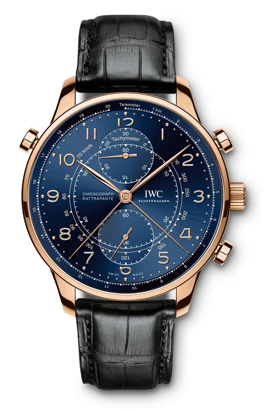 IWC: Portugieser Chronograph Rattrapante Boutique Milano
