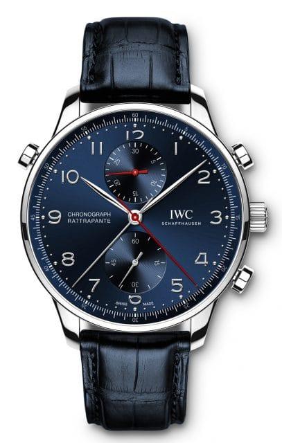 IWC: Portugieser Chronograph Rattrapante Boutique Munich