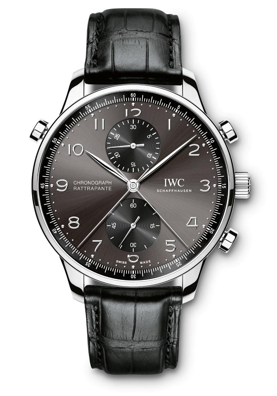 IWC: Portugieser Chronograph Rattrapante Boutique Rue de la Paix