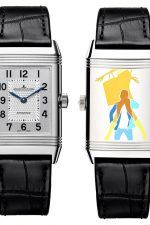"""Jaeger-LeCoultre: Reverso meets Pop Art Motiv """"Time for Shopping"""""""