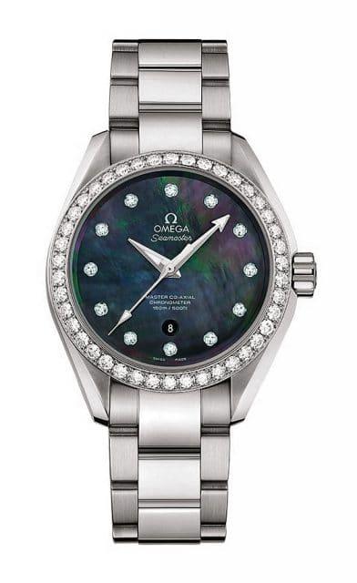 Omega Seamaster Aqua Terra Ladies Master Co-Axial