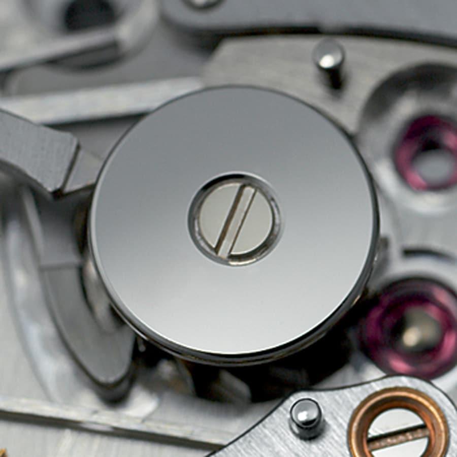 Exzentrisches Hütchen: Es sorgt für eine bessere Feineinstellung der Eingriffstiefe von Chronographenrädern